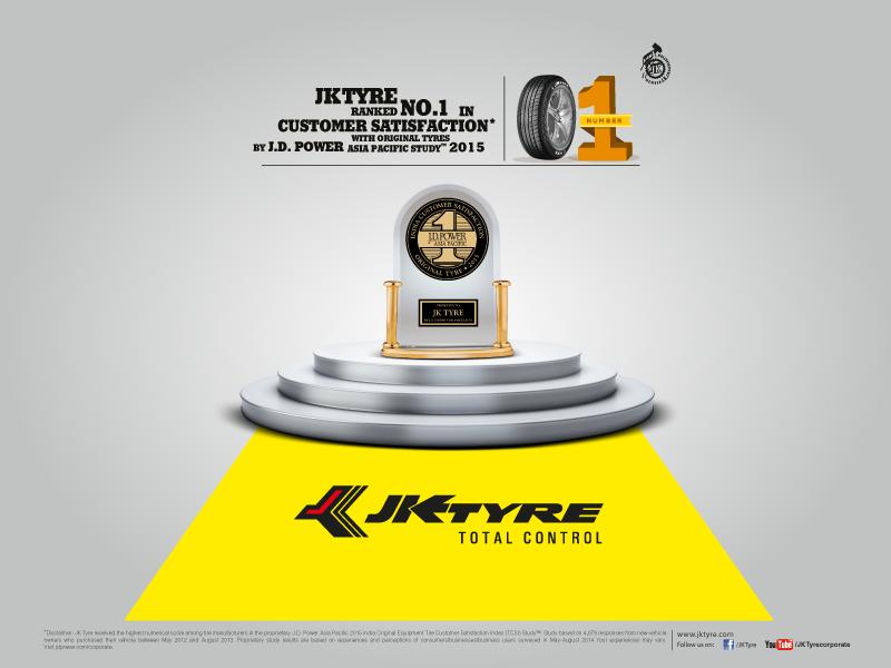 Car/2W/Bus/Truck Tyres- JK Tyre